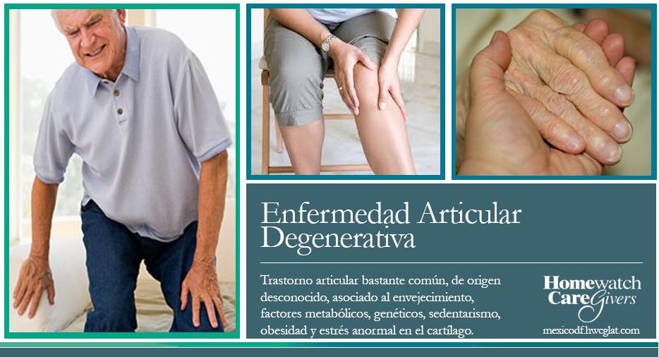 ENFERMEDAD ARTICULAR DEGENERATIVA - Cuidado adulto mayor Mexico DF ...